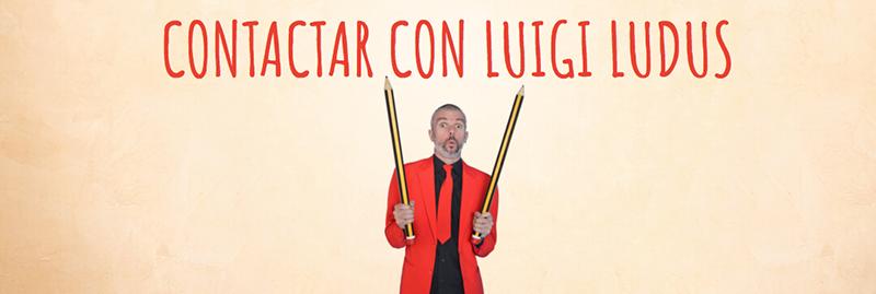 Contactar con Luigi Ludus